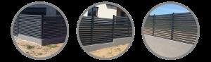 Segmentinės tvoros, segmentinė tvora