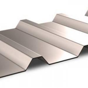 Stogų dangos, trapeciniai profiliai - T 35 trapecinis cinkuotas profilis